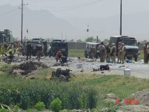 07June2003 Bombing near Training Center 005.jpg